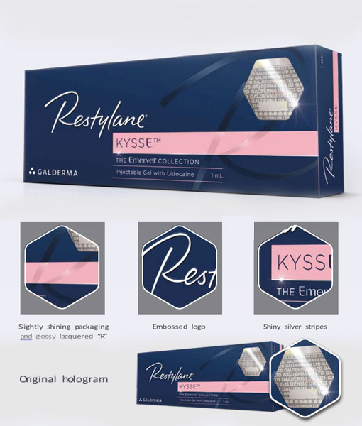How to Recognise an Original Restylane Pack | John Bannon
