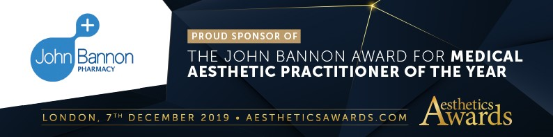Aesthetic Awards Sponsor